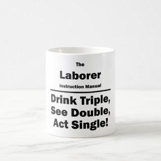 laborer coffee mugs