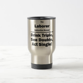 laborer mug