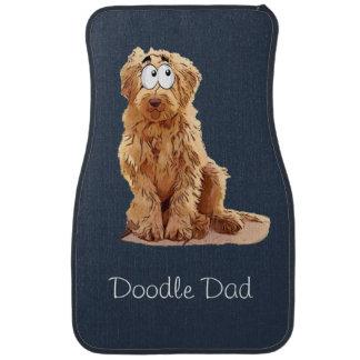 Labradoodle Dad Floor Mat