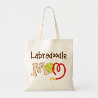 Labradoodle Dog Breed Mom Gift Tote Bag
