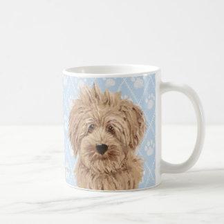 Labradoodle Dog Paintings / Labradoodle Love / Coffee Mug
