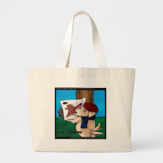 Labradoodle Funny Gifts Tees Mugs Cards Etc Jumbo Tote Bag
