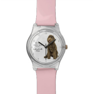 Labradoodle Mom Watch