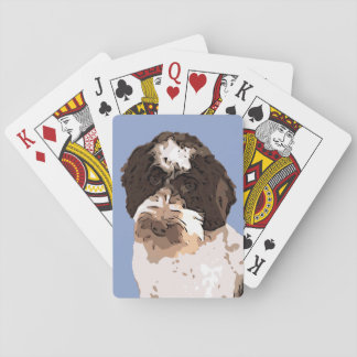 LABRADOODLE PLAYING CARDS