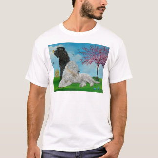 Labradoodle Spring T-Shirt
