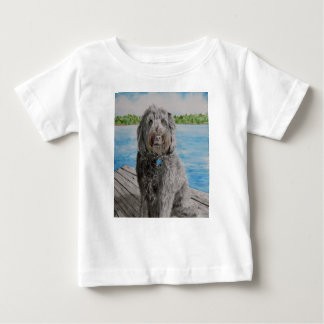 Labradoodle Stewart Baby T-Shirt