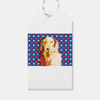 labrador3 gift tags