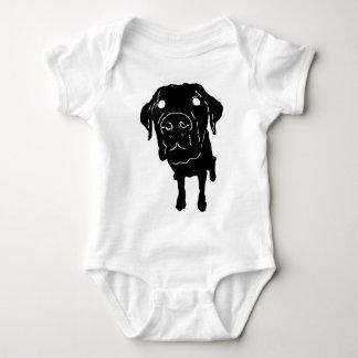 Labrador Baby Bodysuit
