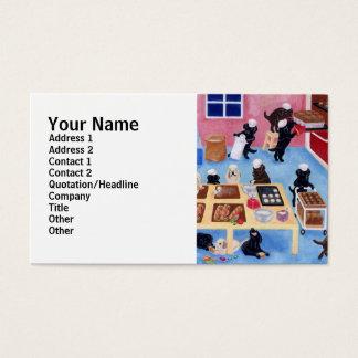 Labrador Bakery Business Card