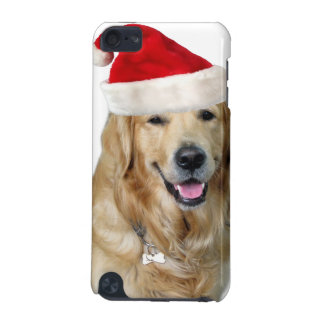 Labrador christmas-santa claus dog-santa dog-pet iPod touch 5G covers