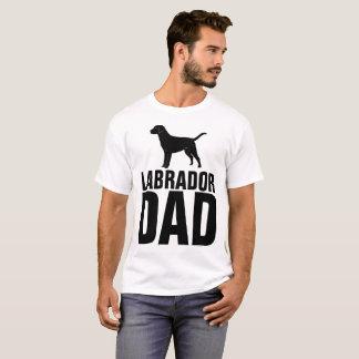 LABRADOR DOG DAD T-shirts