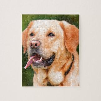 Labrador Dog Jigsaw Puzzle