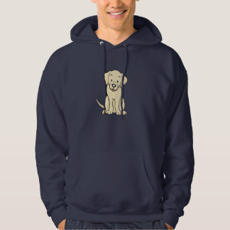 Labrador gifts and merchandise hoodie