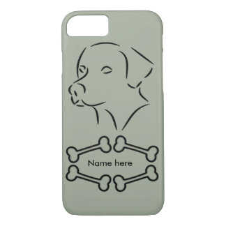Labrador iPhone 8/7 Case