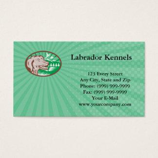 Labrador Kennels Business card