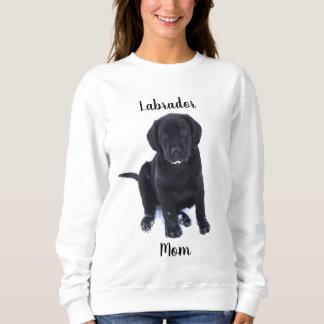 Labrador Mom - Black Lab Mom Sweatshirt