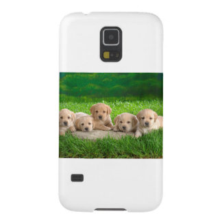 Labrador Puppy Power Galaxy S5 Cases