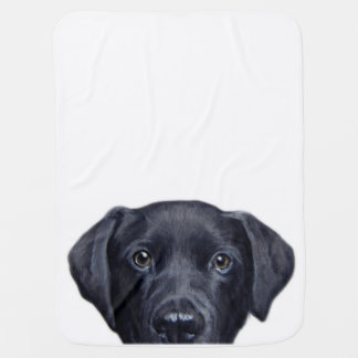 Labrador Receiving Blankets
