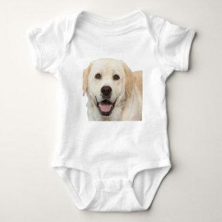 Labrador retriever 1 baby bodysuit