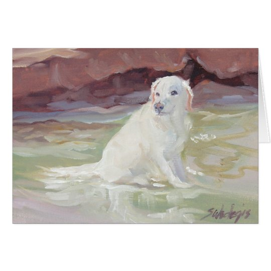 Labrador Retriever Art Cards