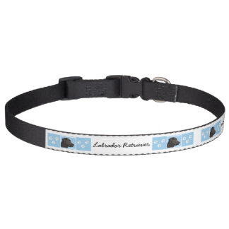 Labrador Retriever (Black) Pet Collar