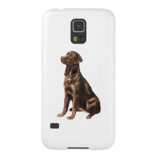 Labrador Retriever - Chocolate 1 Galaxy S5 Case