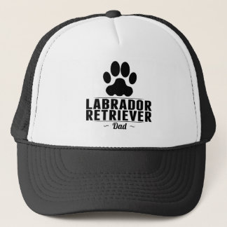 Labrador Retriever DadThis Labrador Retriever Dad Trucker Hat