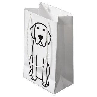 Labrador Retriever Dog Cartoon Gift Bag
