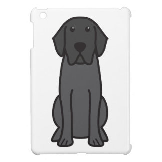 Labrador Retriever Dog Cartoon iPad Mini Cases