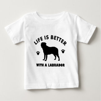 Labrador Retriever dog design Baby T-Shirt