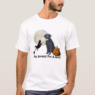 Labrador Retriever Halloween Unisex T-Shirt