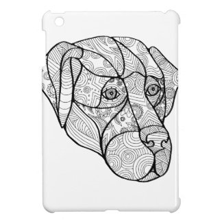Labrador Retriever Mandala Case For The iPad Mini
