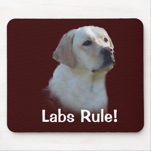 Labrador Retriever Mouse Pad