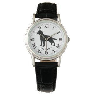 Labrador Retriever Personalize Watch