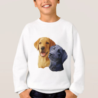 Labrador retriever Portraits Sweatshirt