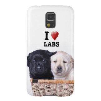 Labrador retriever puppies galaxy s5 cover