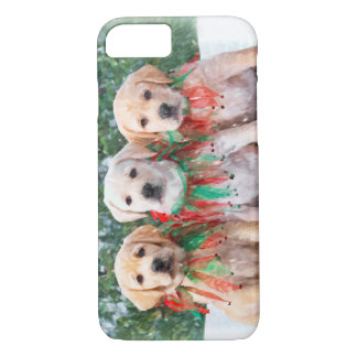 Labrador Retriever Puppy iPhone 7 Case