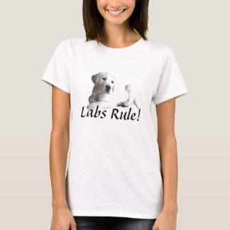 Labrador Retriever Rule T-Shirt