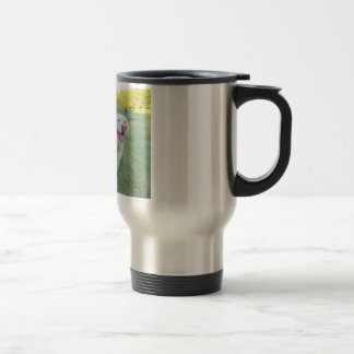 Labrador Retriever Stainless Steel Travel Mug