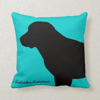 Labrador Retriever Throw Pillow Cushion