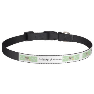 Labrador Retriever (Yellow) Pet Collar