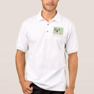 Labrador Retriever (Yellow) Polo Shirt