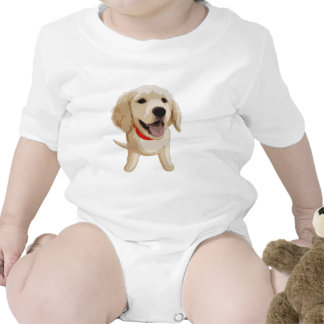 Labrador Rompers