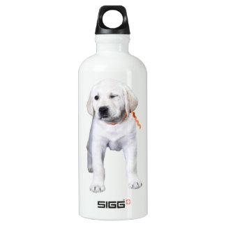Labrador Winking Water Bottle