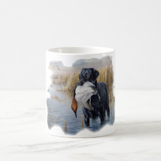 Labrador with Duck- Duck Hunting Coffee Mug