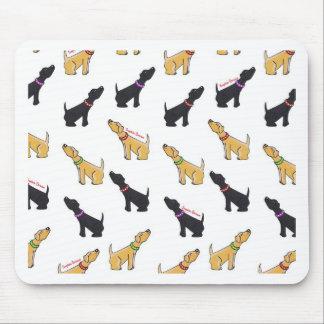 Labradors Mouse Pad