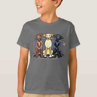Labs On a Rope T-Shirt