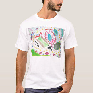 Labyrinth of Colours T Shirt