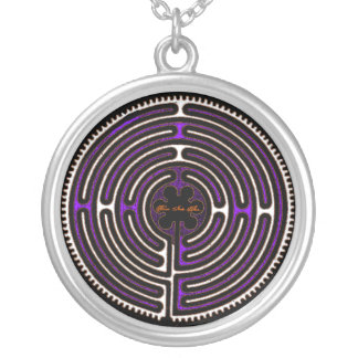 Labyrinth of Life - Necklace