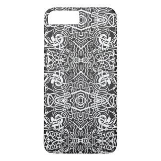 Labyrinth Pattern iPhone 8 Plus/7 Plus Case